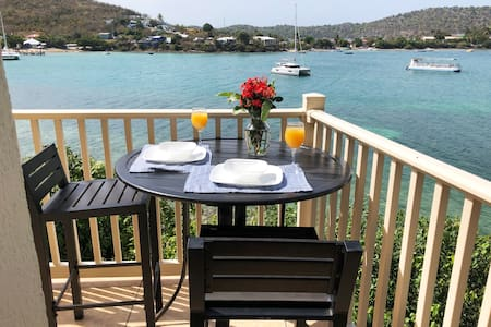 Point Pleasant USVI - Villa Latitudes - Waterfront