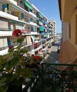 2 habitaciones de  piso con dueña.  Serca playa - Port de Sagunt - 公寓