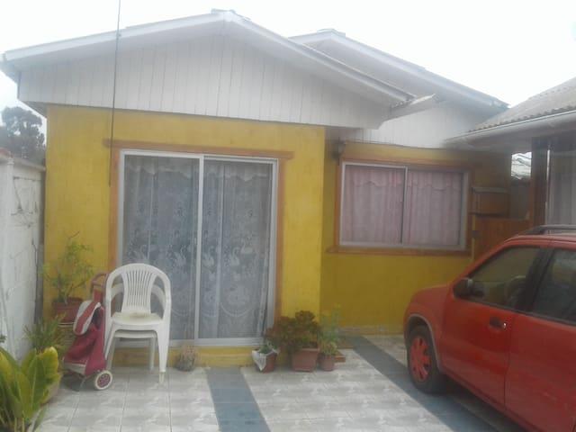 """Alojamiento Familiar """"Donde Tita"""""""