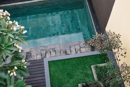 3Bedroom with private pool near seminyak