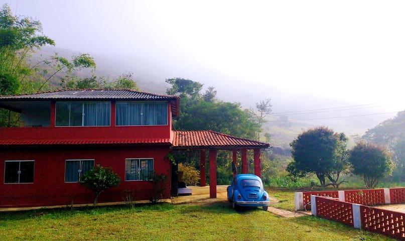 Villa in São Lourenço - São Lourenço - กระท่อม