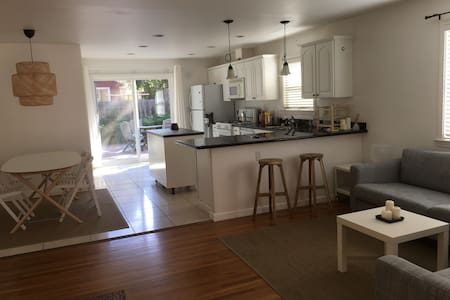 Cozy house with a lovely garden - Palo Alto - Villa