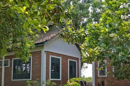 Villa Saraphi on Ping River, Chiang Mai - Tha Kwang - Villa