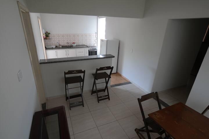 02 - Apartamento no centro de Capitólio