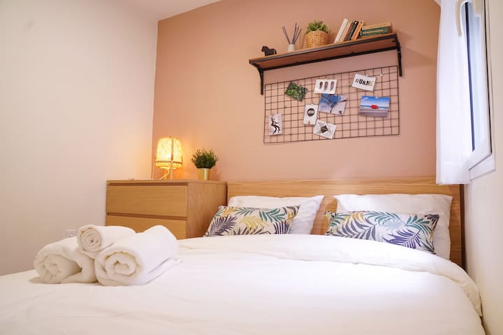 ✦ Artistic 1BR +Terrace ✦ \\ 5 Mins From The Beach