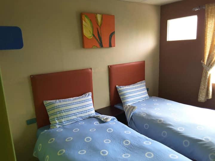 jinguashih 86 guest house 302 Twin Room
