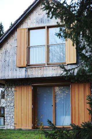 Bohinj's fairy holiday villa - Bohinjsko jezero - Hus
