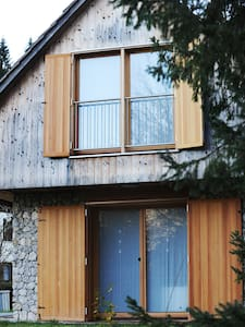 Bohinj's fairy holiday villa - Bohinjsko jezero - Rumah