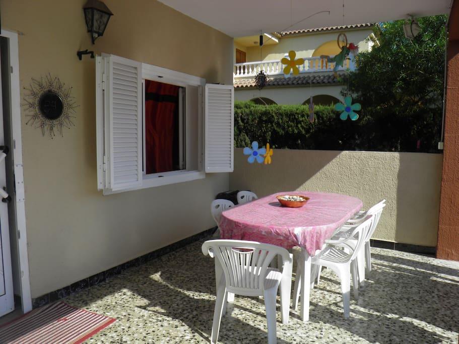 Casa jard n casas en alquiler en benicasim comunidad - Casas alquiler benicasim ...
