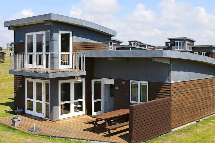 Luxueuse maison de vacances à Faaborg sur un terrain naturel