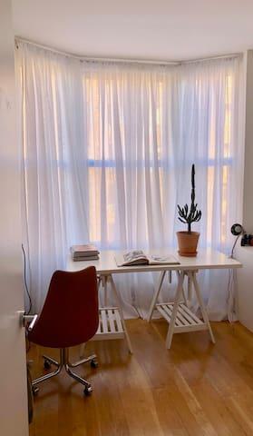 Modern, Sunlit Brooklyn Apartment