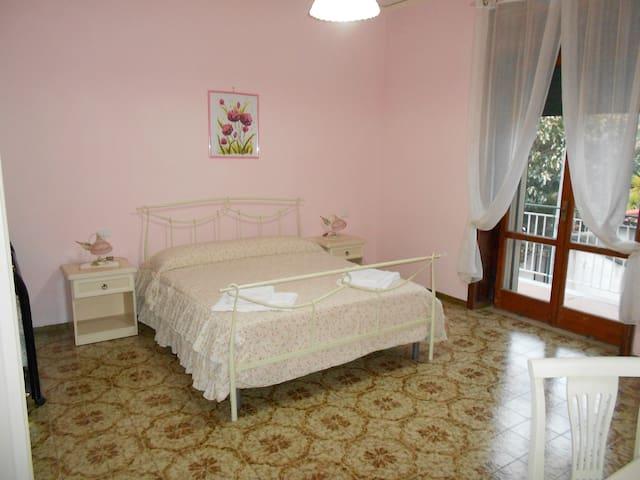 B&B BELVEDERE.Camera Rosa - Nocera superiore - Bed & Breakfast