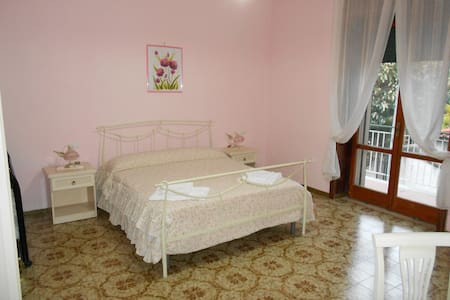 B&B BELVEDERE.Camera Rosa - Nocera superiore - Bed & Breakfast