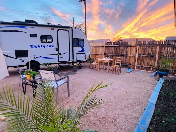 East Mesa Camper