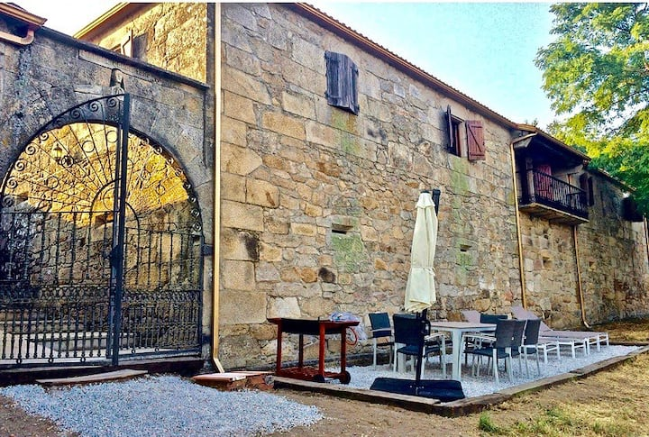 Fornas House - Ribeira Sacra - Rodeiro