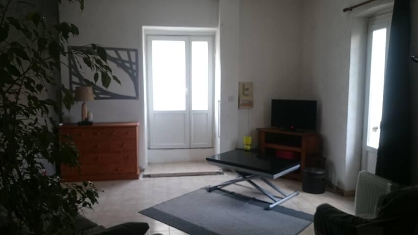Studio 30m2 centre d'Erbalunga - Brando - Apartment