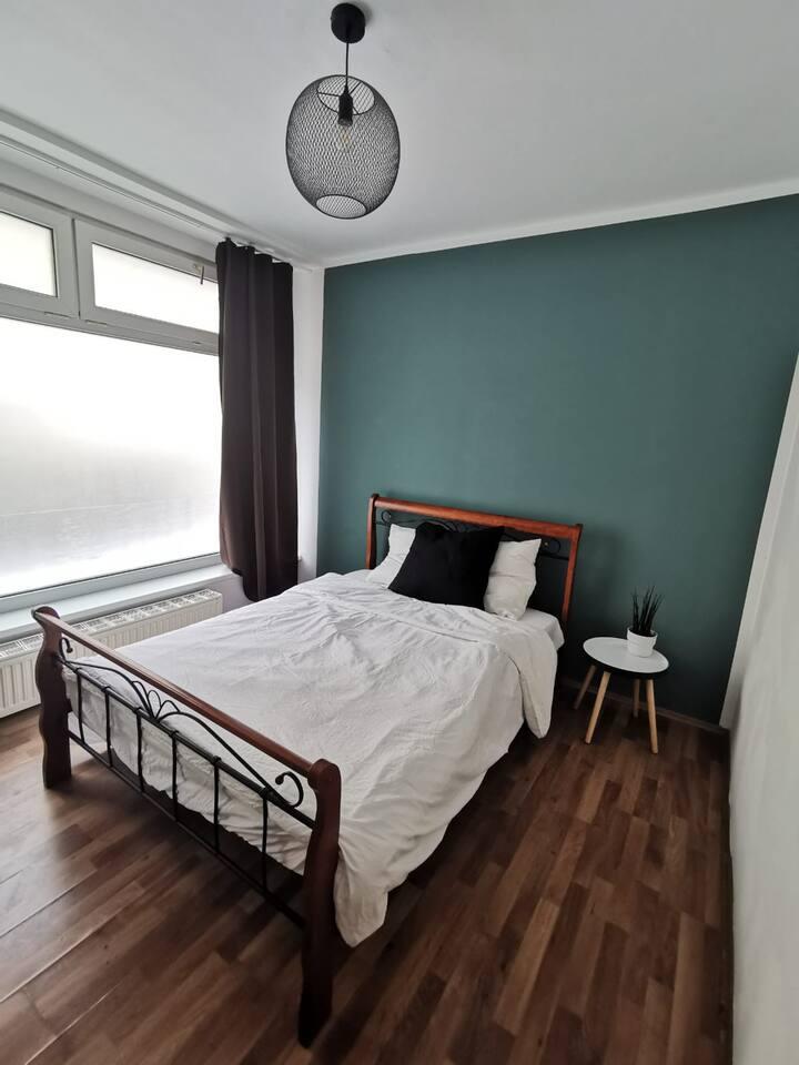 Schöne Wohnung in Wieden. Gut gelegen.