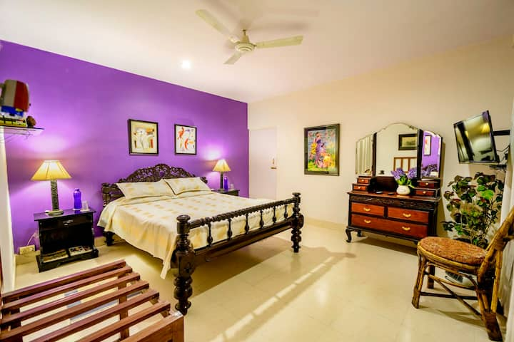 Kanchan Villa-  Family apartment - accommodates 4
