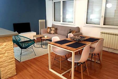 Duplex spacieux, ideal pour un week-end en famille