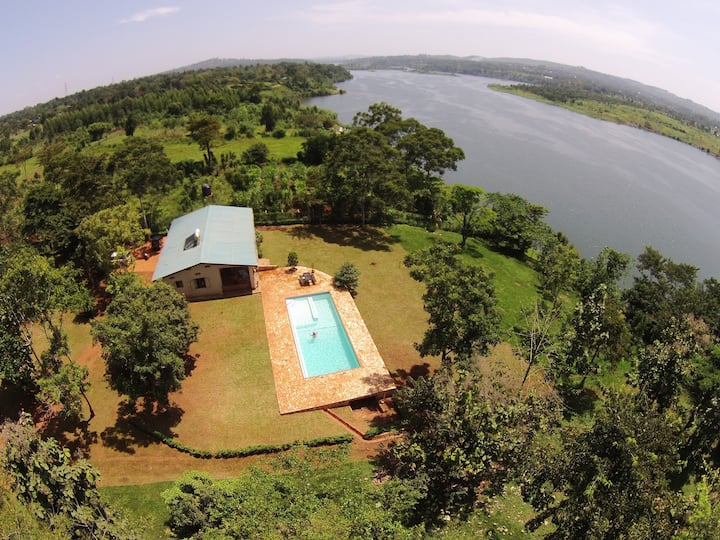 The River House - Jinja Uganda