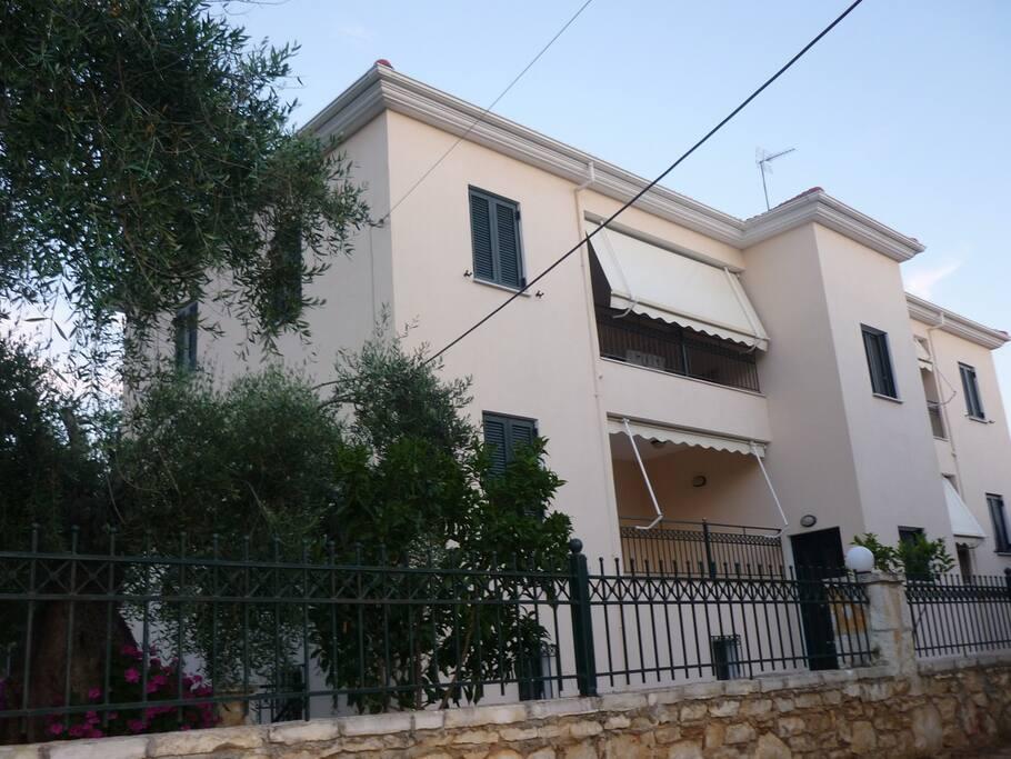 villa Dimitra-outer