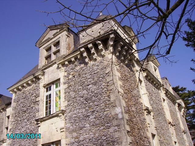 chambre renaissance - Saint-Aubin-de-Luigné