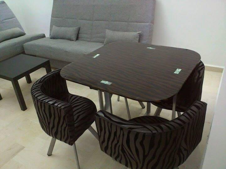 appartements meublés haute standing