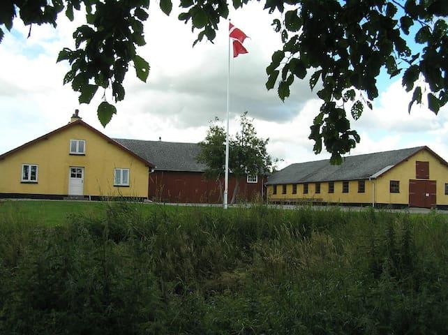 Vildmoseporten - Aabybro - House