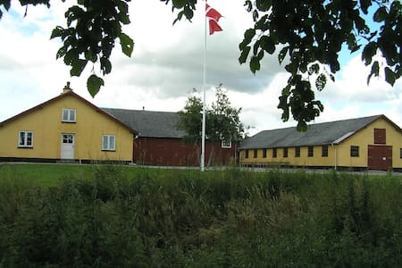 Vildmoseporten - Aabybro - 一軒家