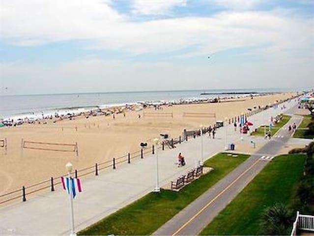 1 BR VA Beach Oceanfront 6/12-19/2021