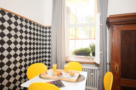 QUIET 1 BDRM APARTMENT in HISTORIC CENTRE PRAGUE 1 - Prag - Lägenhet