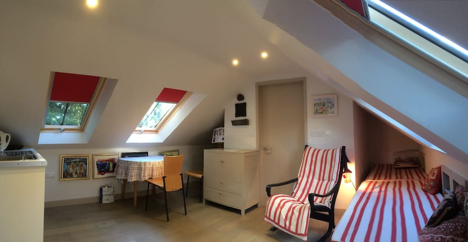 Self contained studio flat - Henley-on-Thames - Apartemen