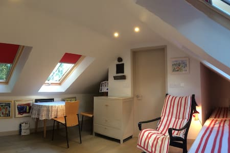 Self contained studio flat - 泰晤士河畔亨利(Henley-on-Thames)
