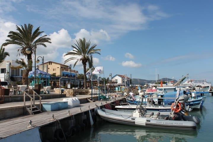 Apartment in Latchi Marina, Latsi, Cyprus