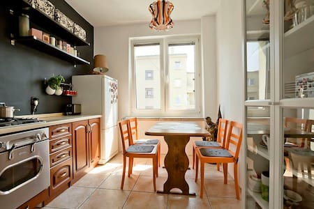 Cosy place in the heart of Toruń - Toruń - Apartament