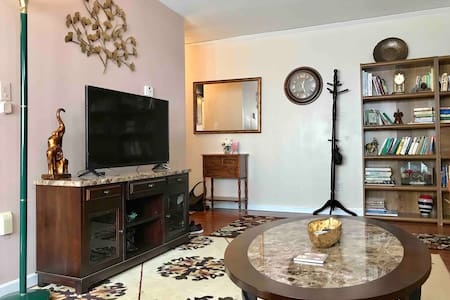 Pleasant, Furnished Condo Near Downtown