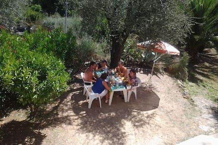 appartement en rez de jardin avec - Lejlighed