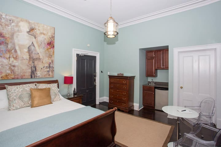 #3- Suite  in 1872 Inn- Full of old-world charm