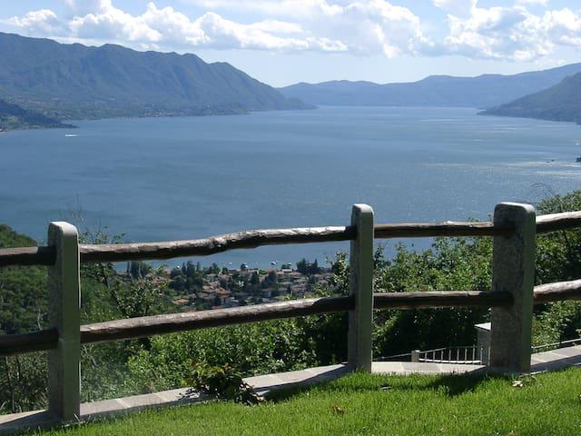 GARDENIA: Villa-Wohnungen Lago Maggiore - Maccagno con Pino e Veddasca - Appartement