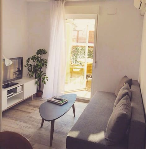 Exclusive Apt & Terrace with Amazing Views - Madrid - Appartement