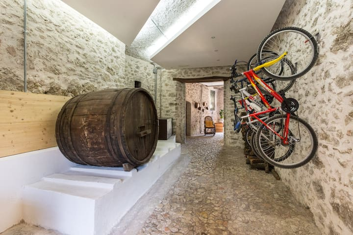 Bike hotel Cascata delle Marmore - Arrone - Appartement