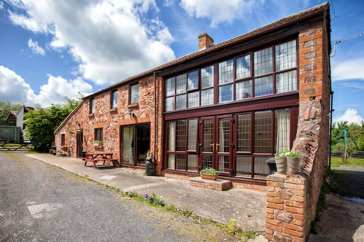 Orchard Farm Cottage in Spaxton - Bridgwater - Rumah