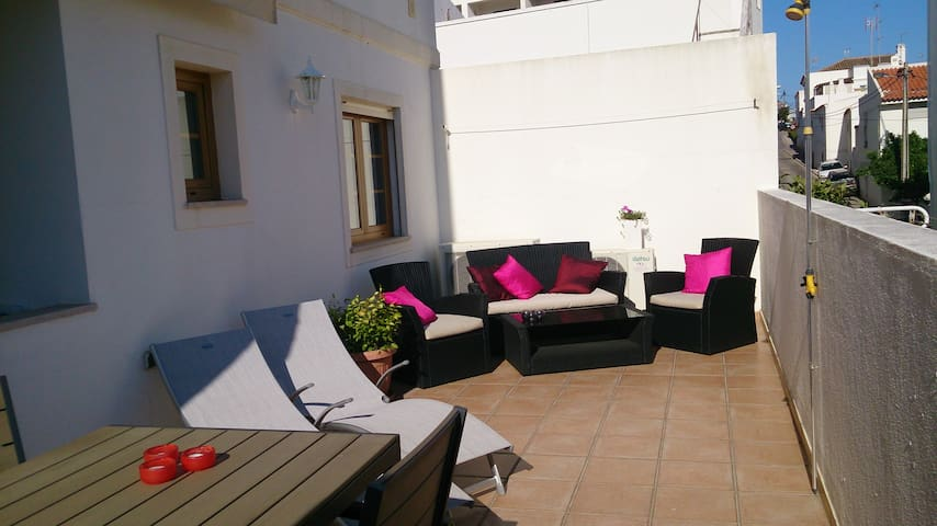 Tavira city center, Eastern Algarve - Tavira - Apartament