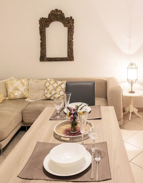 Casa Vialone: relax country chic