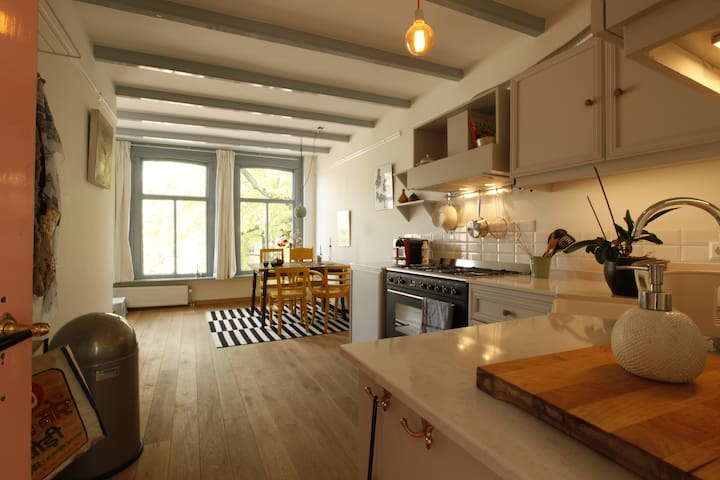 Lovely place in Centre of Amsterdam - Amsterdam - Apartament