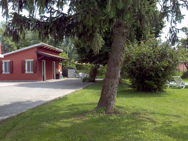 Country Cottage close to Venice - Jesolo - Blockhütte