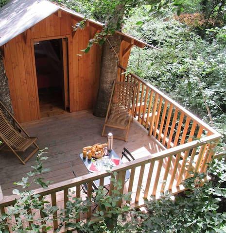 Les cabanes de Gascogne - Espiens - Cabana