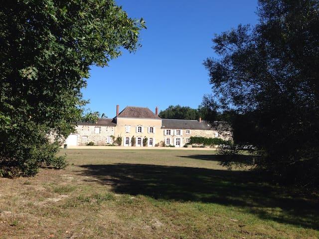 Chambres d'hôtes de L'hippodrome - Saint-Michel-en-Brenne - Bed & Breakfast