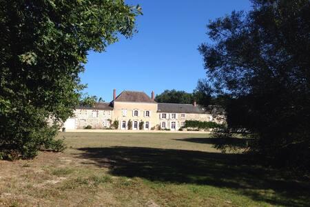 Chambres d'hôtes de L'hippodrome - Saint-Michel-en-Brenne