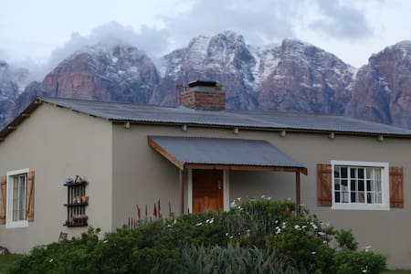 Merlot Cottage - on a wine farm - Wolseley